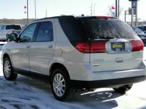 2007 Buick Rendezvous P9902 Youtube