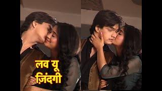 Gambar cover Yeh Rishta Kya Kehlata Hai: Kartik-Naira's KISS!