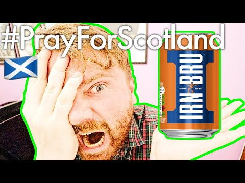 HANDS OFF OUR IRN BRU !!!
