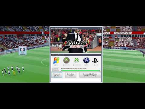 football manager 2018 activation key