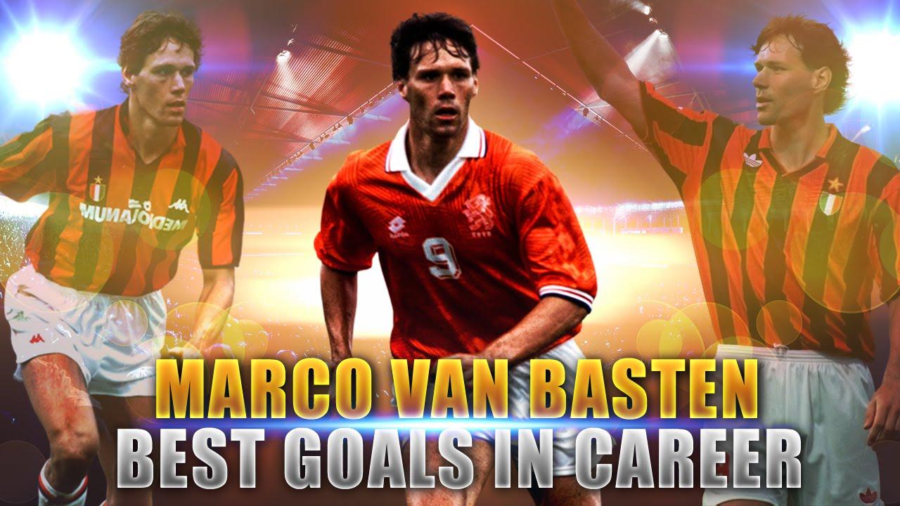 Marco van Basten Best Goals in Career