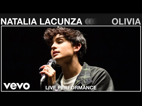 Natalia Lacunza - Olivia - Live Performance   Vevo