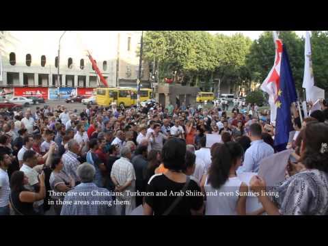 Condemn Yazidi Genocide in Iraq!