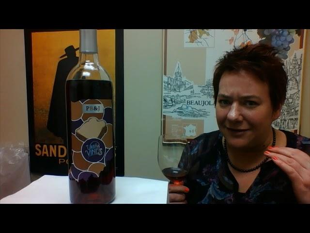 Urban Vines PB&J Wine