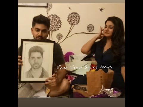 Adiza Avneil Fans Love/Zain Imam birthday/Aditi Rathore Final part exclusive Real Vision online news thumbnail