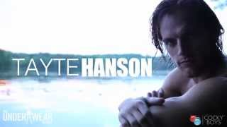 Cockyboys Tayte Hanson for The Underwear Expert