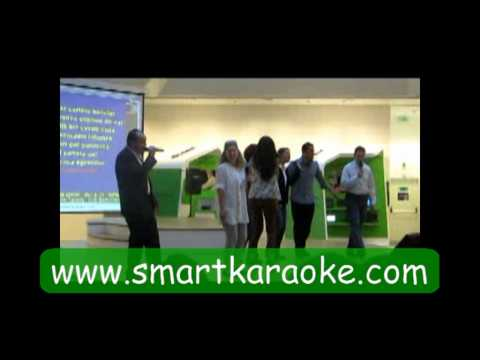 Microsoft Office Happy Hour ( Smart Karaoke )