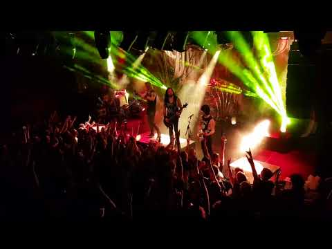 Dragonforce - Through the fire and flames @ Effenaar 18-10-17