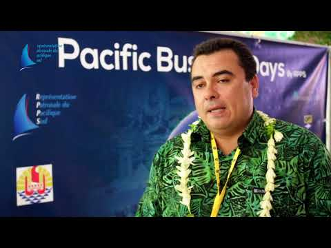 DAY 1 -  PACIFIC BUSINESS DAYS