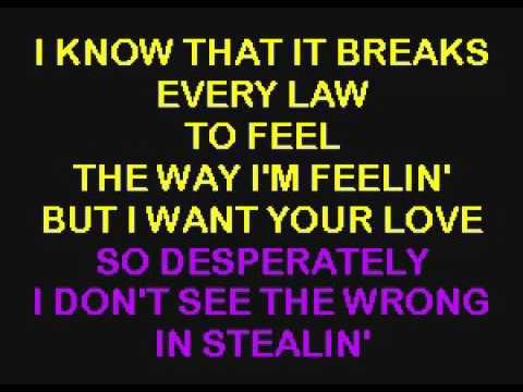 SC8158 06   Twitty, Conway   Desperado Love [karaoke]