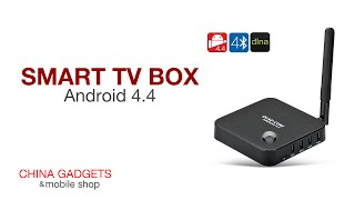 China Gadgets Feature: Android 4.4 Smart TV Box