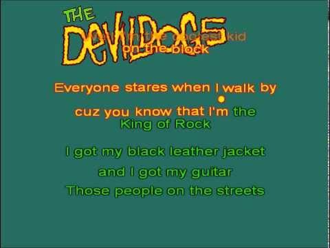 Karaoke Punk - Devil Dogs - Baby I'm a King