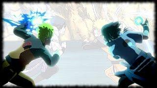 Naruto vs Sasuke - Kiba and Yamato are Upset - Naruto Shippuden Ultimate Ninja Storm 3 Game