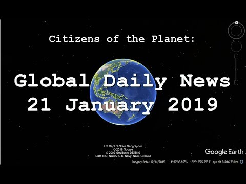 Today's News - 21.01.19