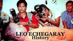 LEO ECHEGARAY CASE | HISTORY