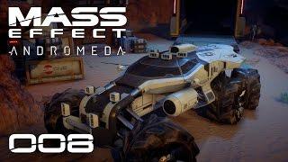 MASS EFFECT ANDROMEDA [008] [NOMAD - Flotte Karre] [Gameplay Deutsch German] thumbnail