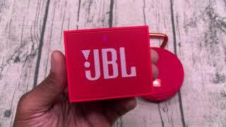 JBL GO - Portable Bluetooth Speaker
