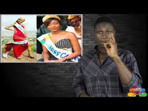 Top 10 Most Beautiful Cameroonian Celebrities