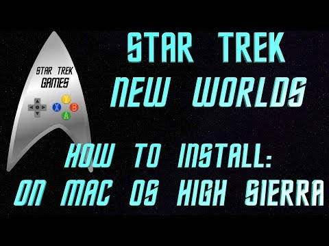 How To Install Star Trek New Worlds On A Mac