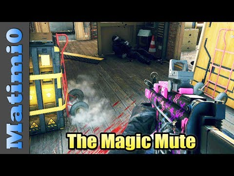 The Magic Mute - Rainbow Six Siege