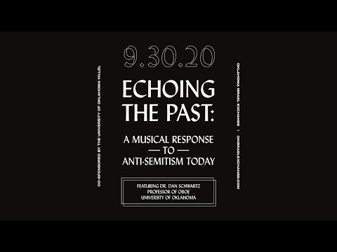 Echoing The Past: A Musical Response To Antisemitism Today