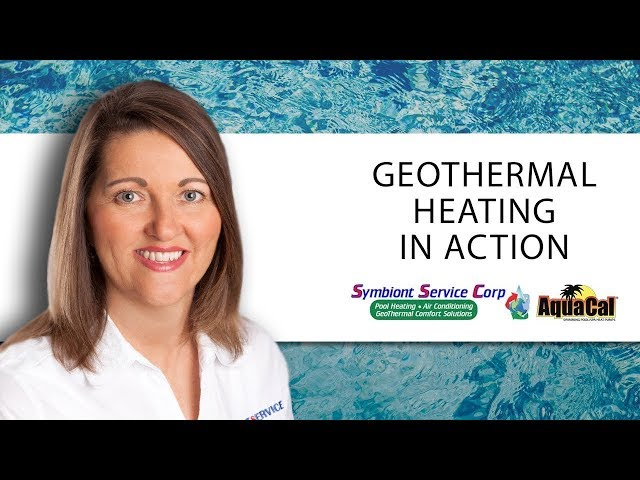 Symbiont Service Corp - What Do Our Geothermal Pool Heating Systems Look Like in Action?