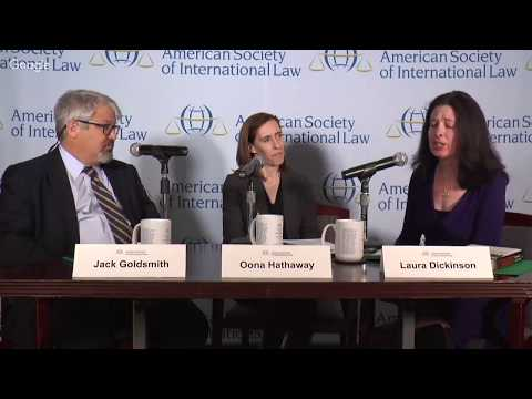 International Law and the Trump Administration: The Use of Force under Int'l Law [10-30-2017]