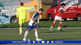 Formação: Sub-19 - SC Braga-FC Porto, 3-2 (CNJA, 1.ª fase, 18.ª j, 05/01/19)