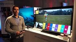LG Innovation Tour 2015: Die Smart TV-Plattform webOS 2.0