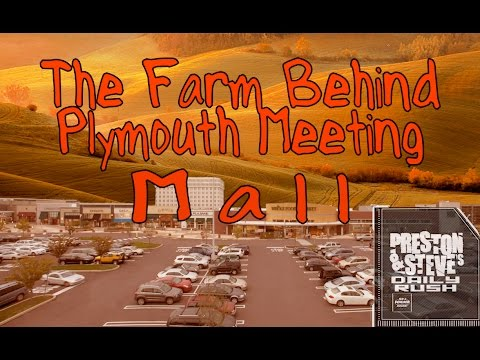 The Secret Farm Behind the Plymouth Meeting Mall - Preston & Steve's Daily Rush