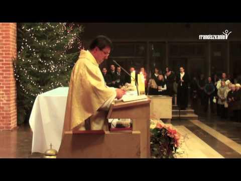 Pasterka 2011 - Ewangelia i homilia