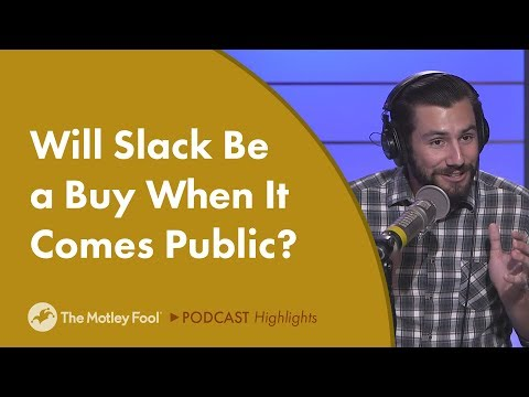 Will Slack Be a Buy When It Comes Public?