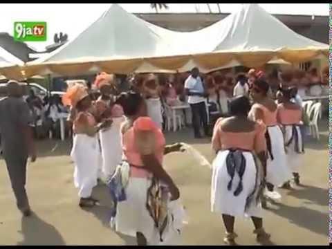 Download Women Cultural Dance from Ibussa, Delta State, Nigeria