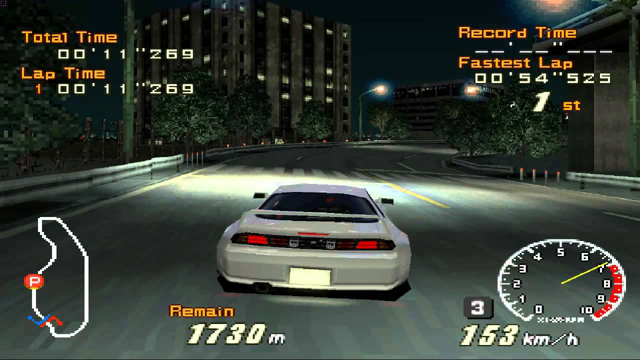 Best Car Games For Ps3 : Ps racing games on epsxe youtube