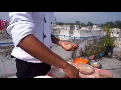 Amrapali Institute Of Hotel Management | Online Cooking Competition | Mr. Pradeep Yadav