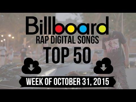 Top 50  Billboard Rap Songs  Week of October 31, 2015  DownloadCharts