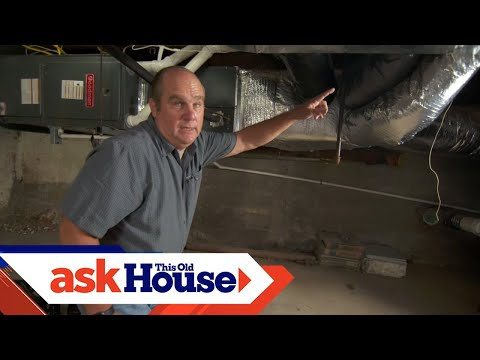 How To Install Room-By-Room Zoning In An HVAC System | Ask This Old House