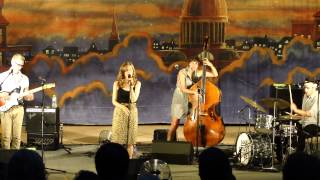 Lake Street Dive performs  What About Me  in Greensburg, PA
