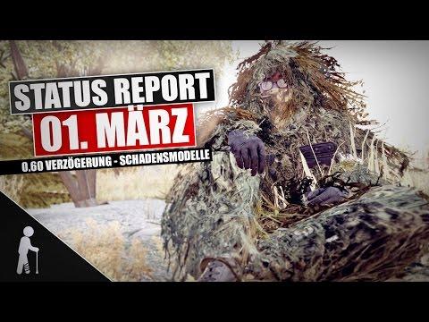 ◤Status Report 01.03.16 | DAYZ STANDALONE V0.59 | German Gameplay - Ricoo