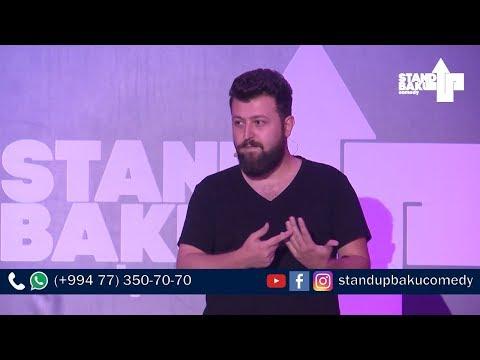 Erkin Ergin (Stand UP Baku 12-ci şou)