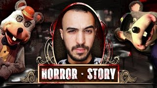 UNE HISTOIRE TERRIFIANTE - HORROR STORY   FIVE NIGHTS AT FREDDY'S