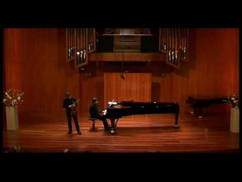 Sergey Maiboroda and Duncan Gifford plays Henryk Wieniawski   Fantasia on Themes from Gounods Faust