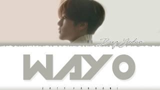 Download lagu BANG YEDAM - 'WAYO' (왜요) Lyrics [Color Coded_Han_Rom_Eng]