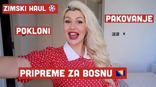 pripreme za Bosnu 2021