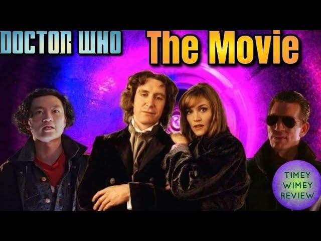 Doctor Who The Movie 25th Anniversary Review Youtube