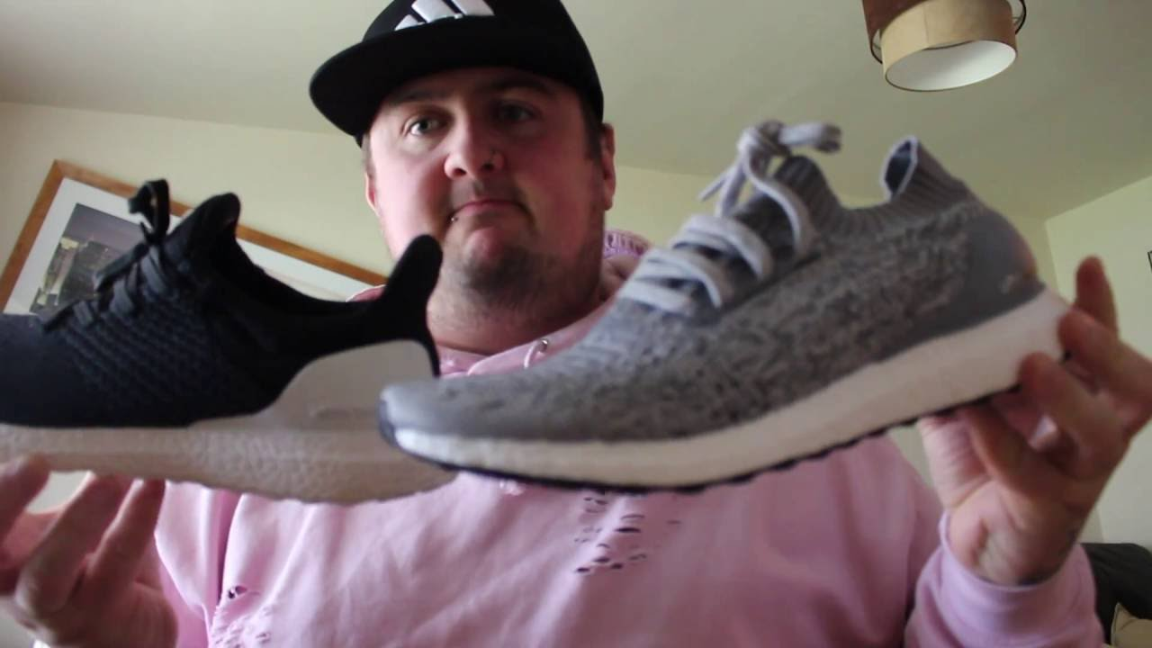 adidas Ultra Boost Uncaged Unboxing