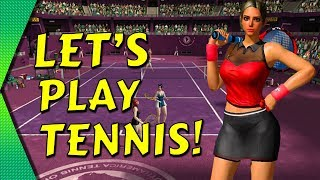 Ultimate Tennis - BEST MOBILE TENNIS GAME? | MGQ Ep. 194