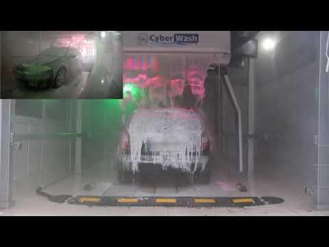 Бизнес будущего - Роботизированные бесконтактные авто-мойки