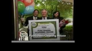 Publisher's Clearing House announces its new winner during  the 'Nightly News' Feb. 29, 2012