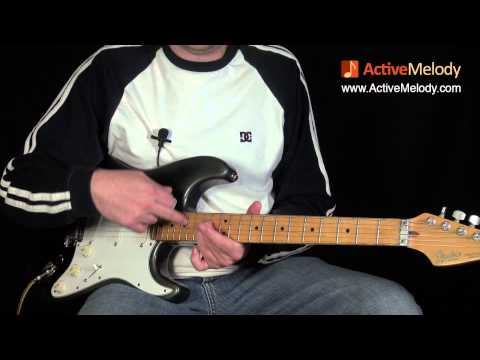 EP005: Jazz Guitar Lesson - Lead Guitar Solo Part 2